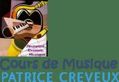 Cours de musique Patrice Creveux